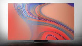 Samsung QLED-televisio