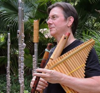 Countryman Mics Integral to Flautist Bob Chadwick's Performances