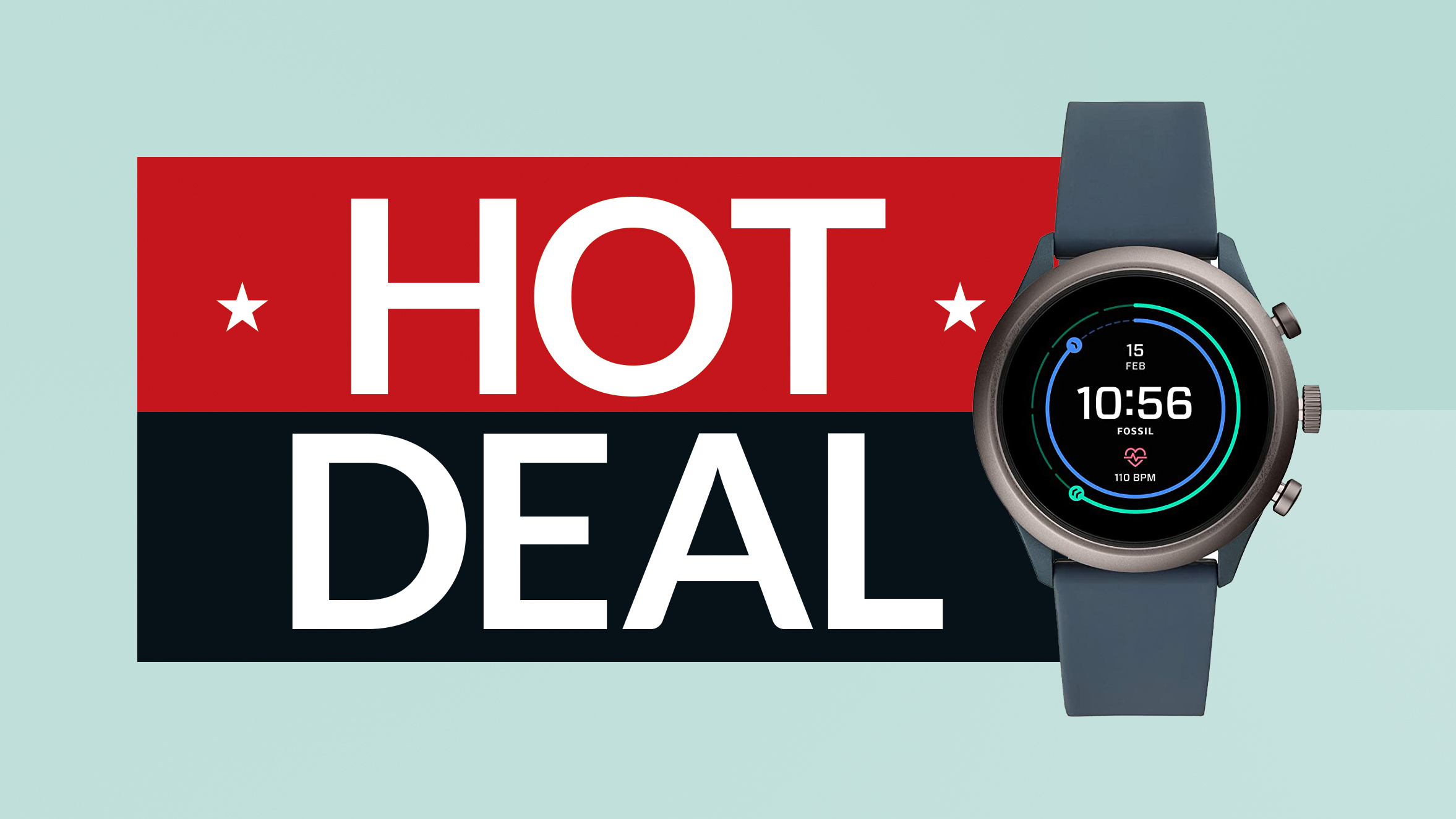 The best Fossil Sport deals for Amazon Prime Day 2020   T3