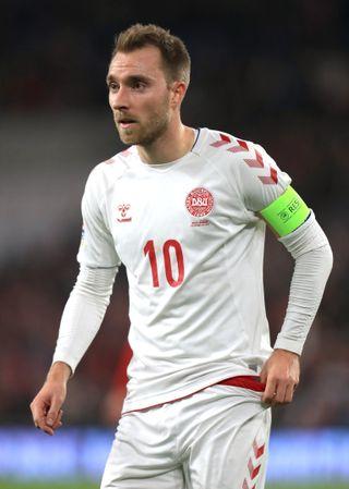 Wales v Denmark – UEFA Nations League – Group B4 – Cardiff City Stadium