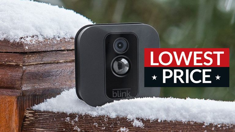 Cheap Blink XT camera Amazon Prime Day deal