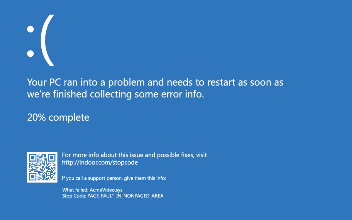 How To Fix The 'Page Fault in Non-Paged Area' BSOD In Windows 10