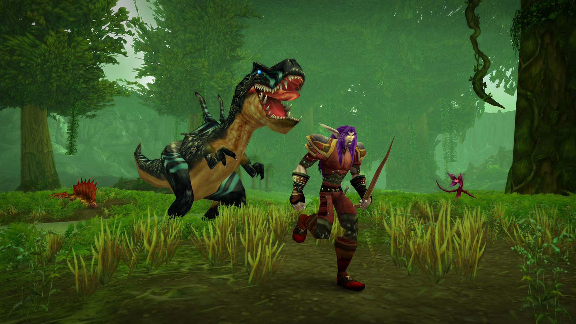 World of Warcraft Classic already has one of the nicest