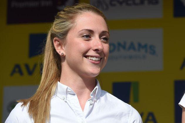 Laura Trott, Aviva Women's Tour 2015 team presentation