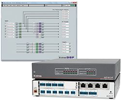 Extron Introduces Audio Expansion Processor