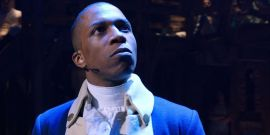 Why Hamilton's Leslie Odom Jr. Couldn't Join In On His Co-Stars' Backstage 'Shenanigans' While Working On The Show