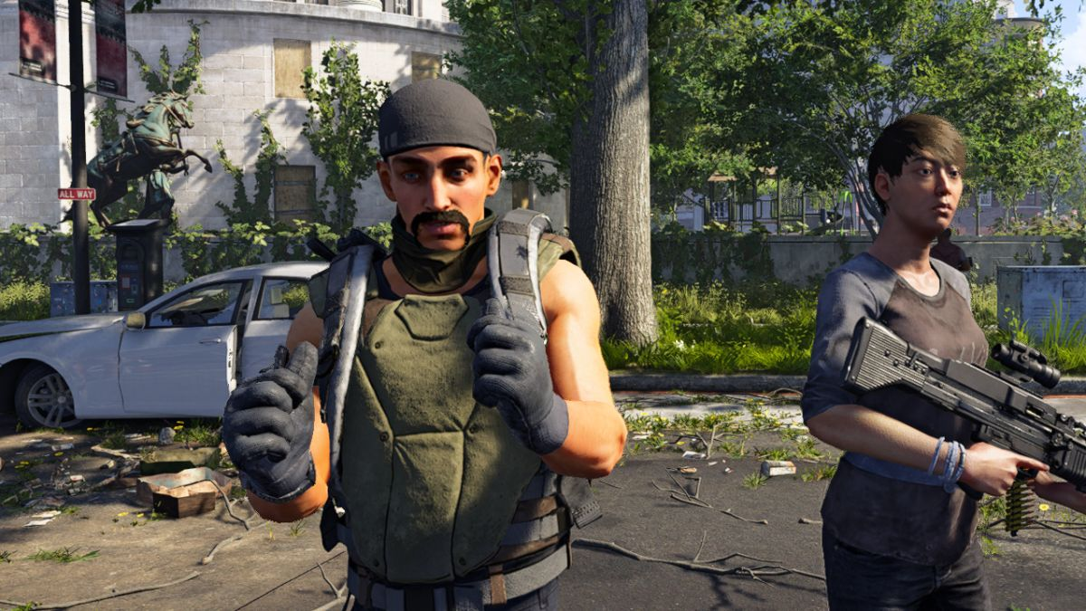 The Division 2's distressing skills bug has been fixed