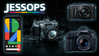 Two new Olympus cameras, one new Google camera phone, one rumored Canon camera and one troubled retailer