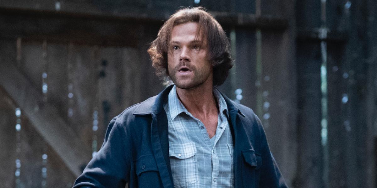 Supernatural Sam Winchester Jared Padalecki The CW