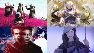 No Man's Sky Next, Destiny 2, Castle Rock and Banner Saga 3