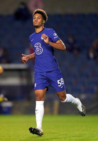 Oxford United v Chelsea U21 – EFL Trophy – Southern Group D – Kassam Stadium