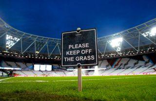 West Ham United v Liverpool – Premier League – London Stadium