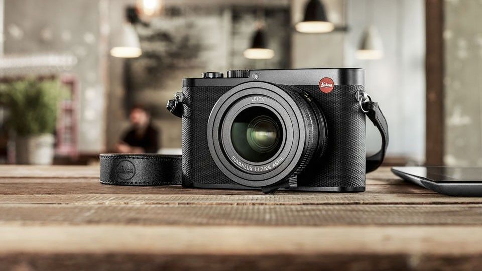Leica Q Typ 116 Review Techradar