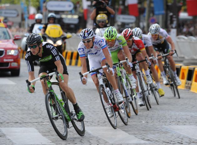 Evans wins 2011 Tour de France overall as Cavendish clinches green jersey 4d889c652
