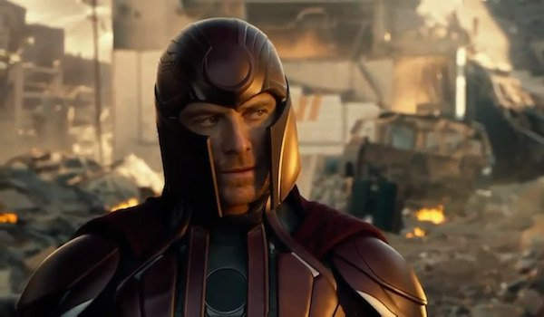 Magneto in X-Men: Apocalypse