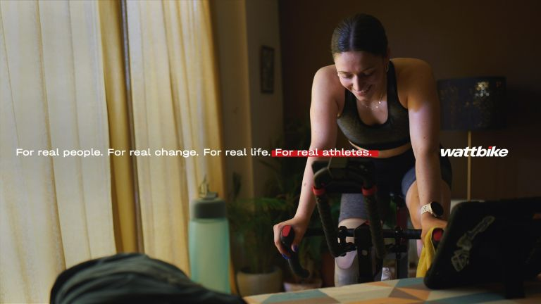 Wattbike Real Athletes campaign
