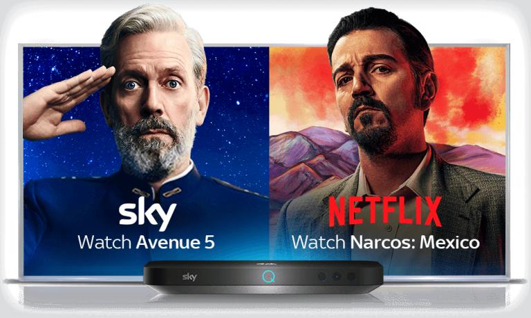 Sky Q deals 2020 Sky TV
