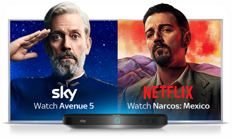 Sky TV Netflix deals