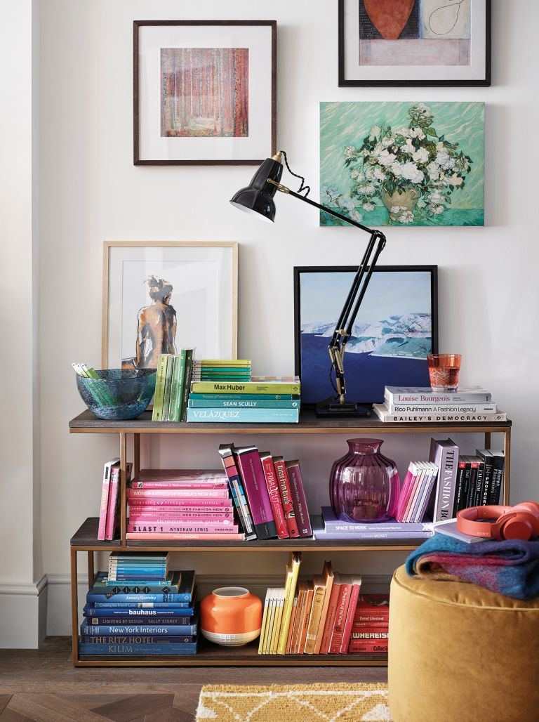 Living Room Shelf Ideas: Living Room Storage Ideas: 12 Neat Ways To Stay Clutter