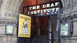 The Deaf Institute in Manchester