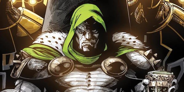 Doctor Doom Fantastic Four