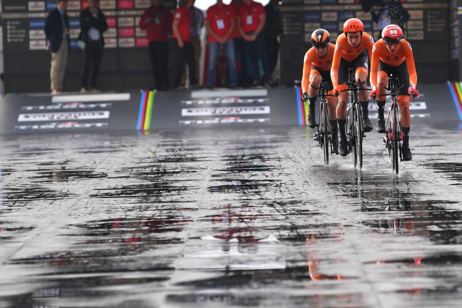 Here is the full weather forecast for the Yorkshire 2019 World Championships