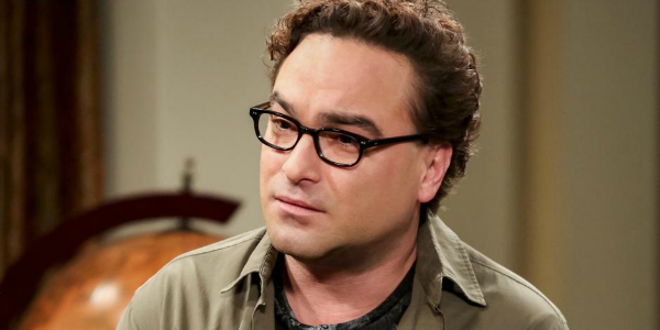 The Big Bang Theory Leonard Johnny Galecki CBS