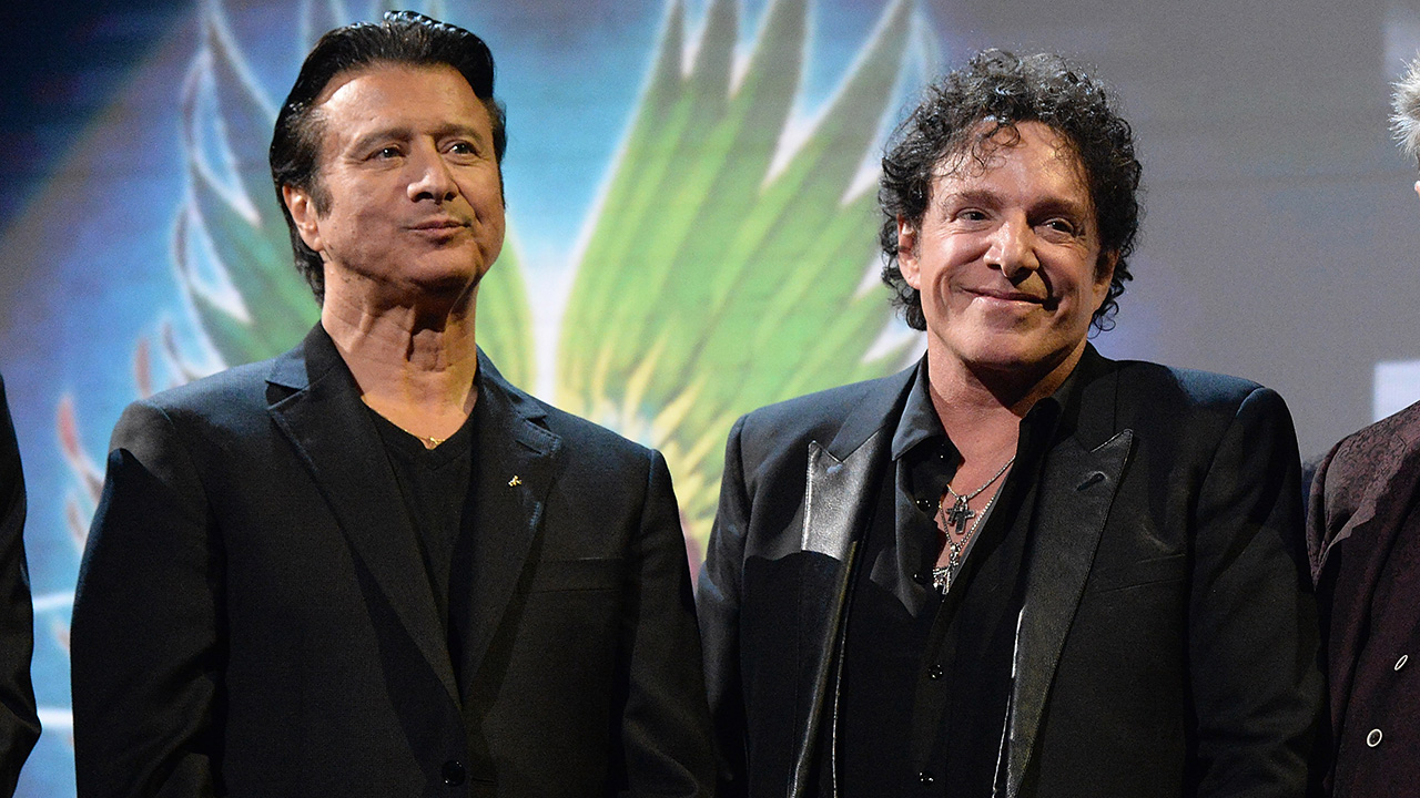 Journey's Neal Schon reaches out to Steve Perry