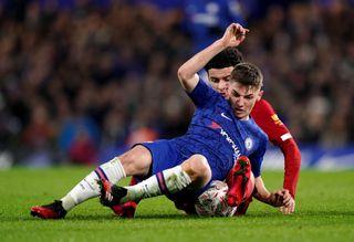 Chelsea v Liverpool – FA Cup – Fifth Round – Stamford Bridge