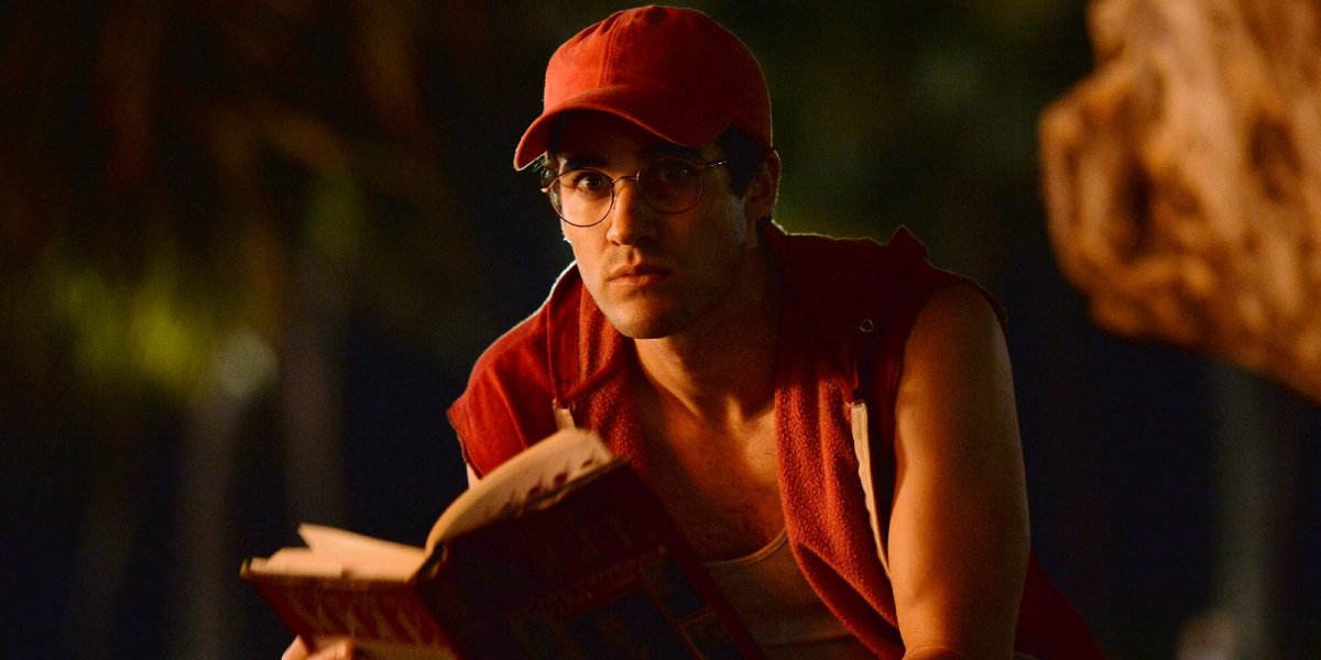 Darren Criss in American Crime Story: The Assassination of Gianni Versace