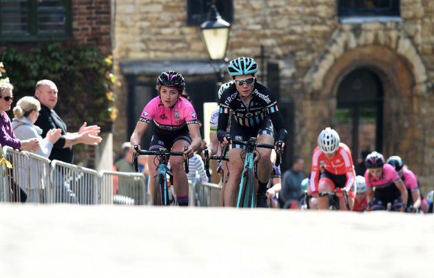 Women's race, Lincoln Grand Prix 2016
