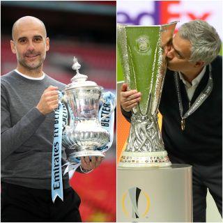 Guardiola Mourinho 1