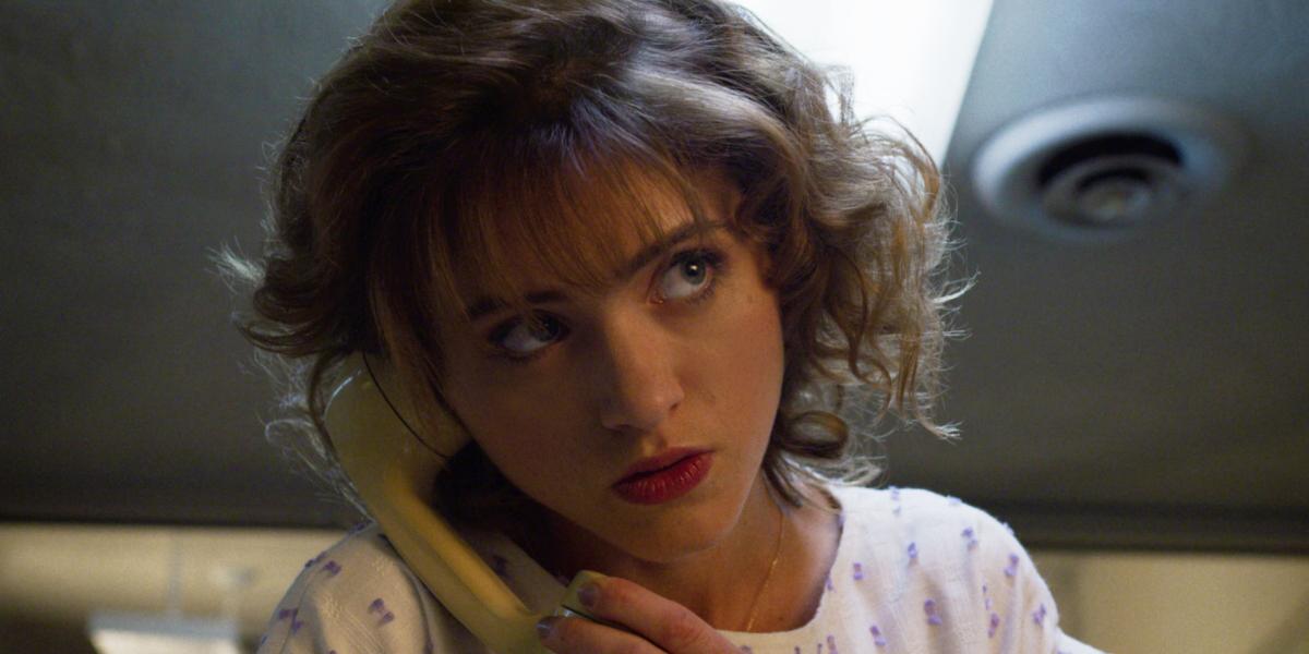 Stranger Things Nancy Wheeler Natalia Dyer Netflix
