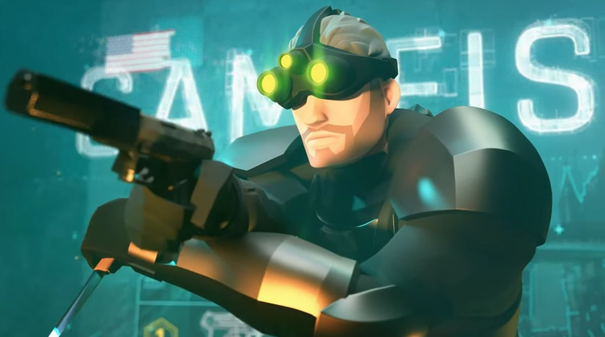 Tom Clancy's Elite Squad is a mobile RPG with characters from Splinter Cell, The Division, and more