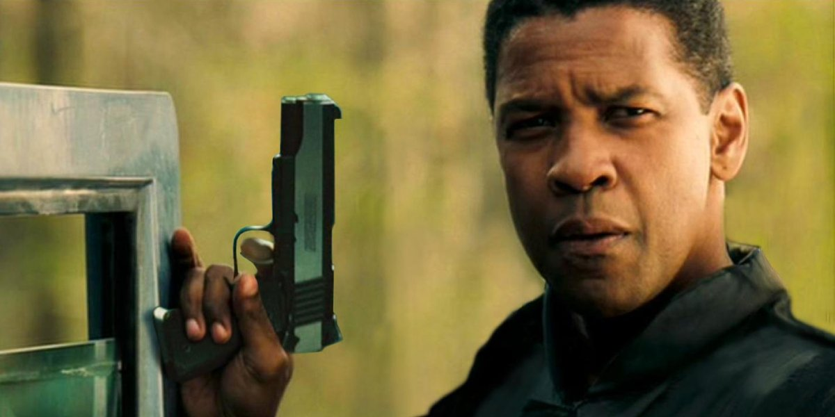 Denzel Washington in Deja Vu