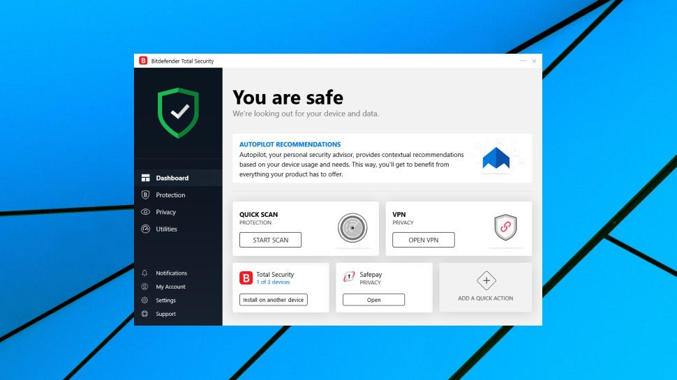 Best Security Suite 2020 Bitdefender Total Security 2020 review | TechRadar