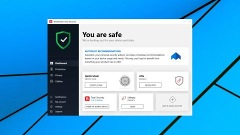 Bitdefender 2020 Review.Bitdefender Total Security 2020 Review Techradar