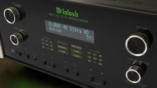 New McIntosh kit promises the ultimate home cinema experience   What Hi-Fi?