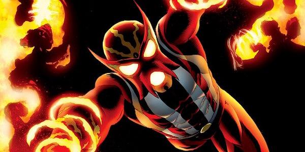 X-Men Sunfire