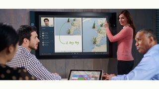 Advanced Named Microsoft Surface Hub Partner Reseller