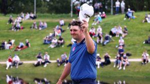 Marcus Armitage Wins European Open