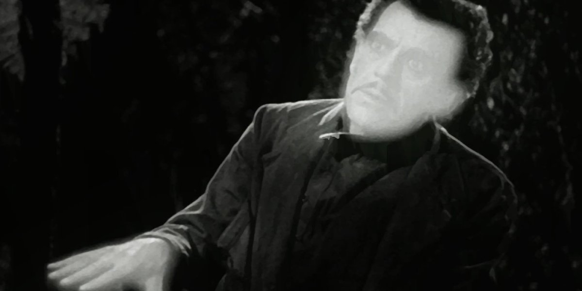 Boris Karloff in The Invisible Ray
