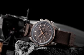 Omega's Speedmaster Professional Apollo 11 45th Anniversary Wristwatch