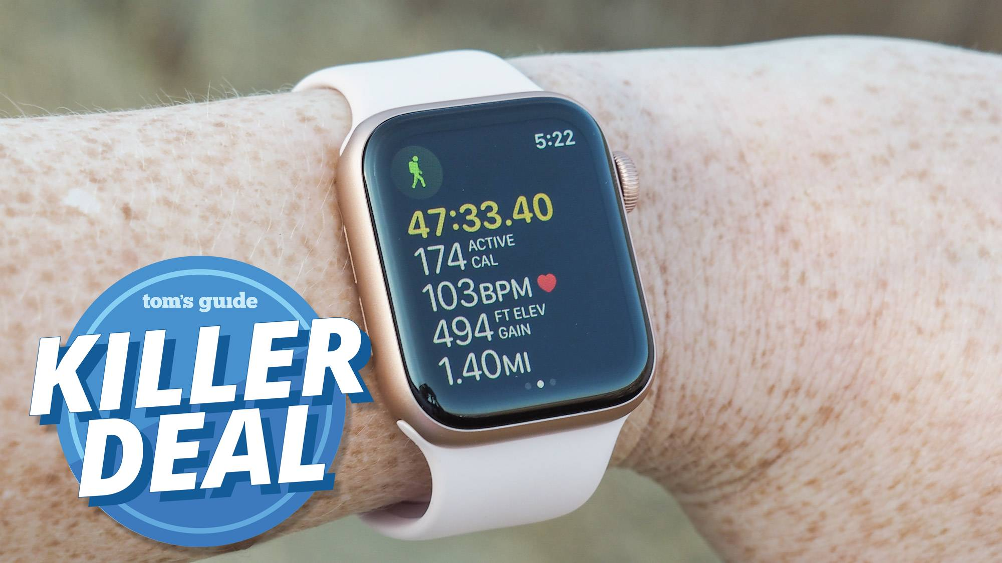 Act Fast Apple Watch 5 Crashes To All Time Low 355 For Black Friday Tom S Guide