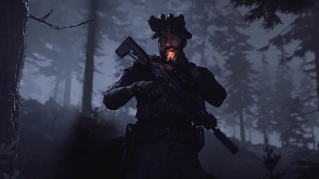 Call of Duty: Modern Warfare Season 4 Warzone