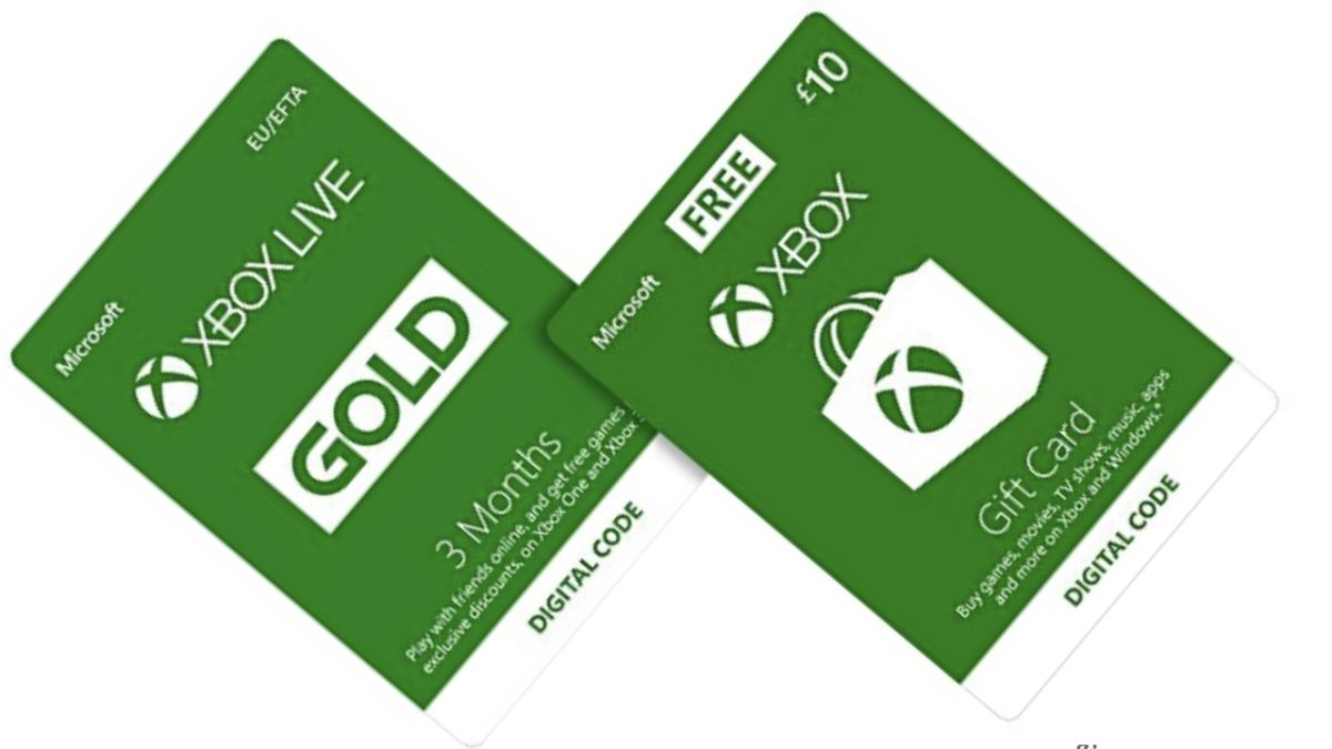 Save £30 on three Months Xbox Live Gold Membership with £10 free store credit on Amazon Prime day