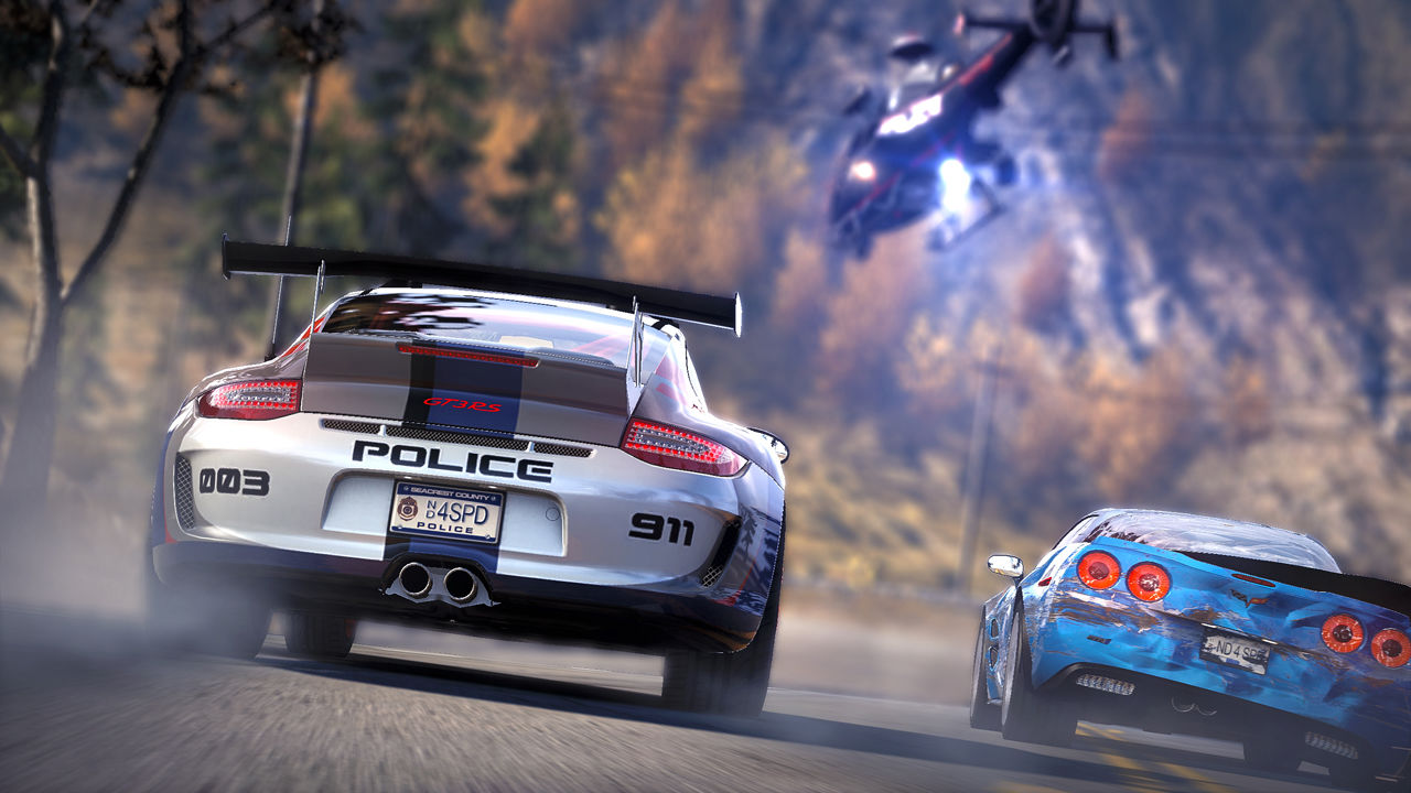 Need for Speed is counting down to something, probably Hot Pursuit  remastered | PC Gamer