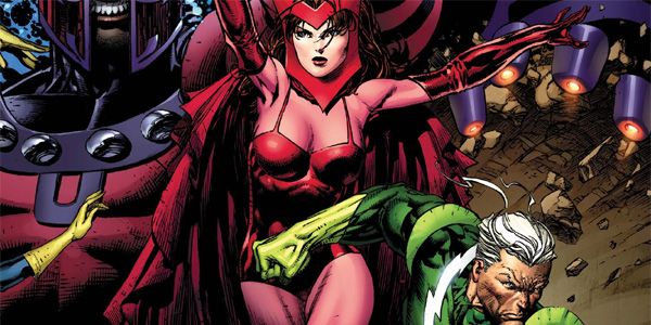 Scarlet Witch Avengers Age Of Ultron