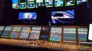 NBC Olympics Employs Calrec Audio Consoles 2018 Olympic Winter Games Production