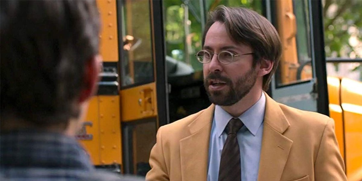 Martin Starr as Mr. Harrington in Spider-Man HOmecoming